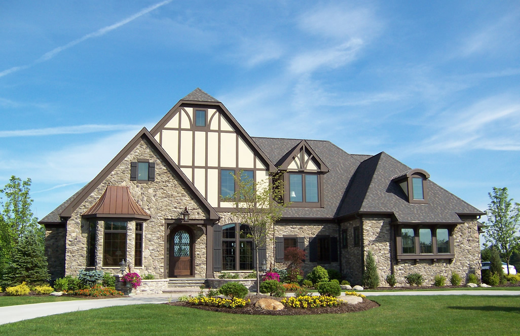 exteriors prestige homes luxury home builders