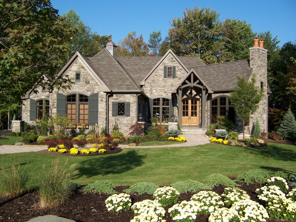 Home Exteriors: Prestige Homes Custom Home Builder Luxury Exteriors Gallery