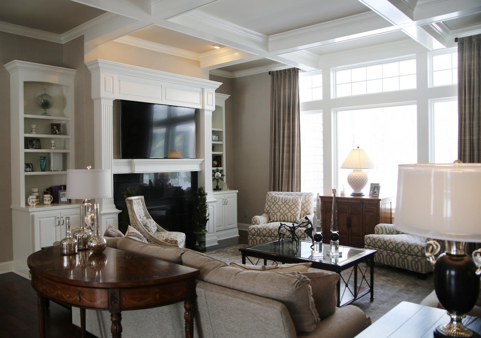 Prestige Homes custom home builder luxury interiors