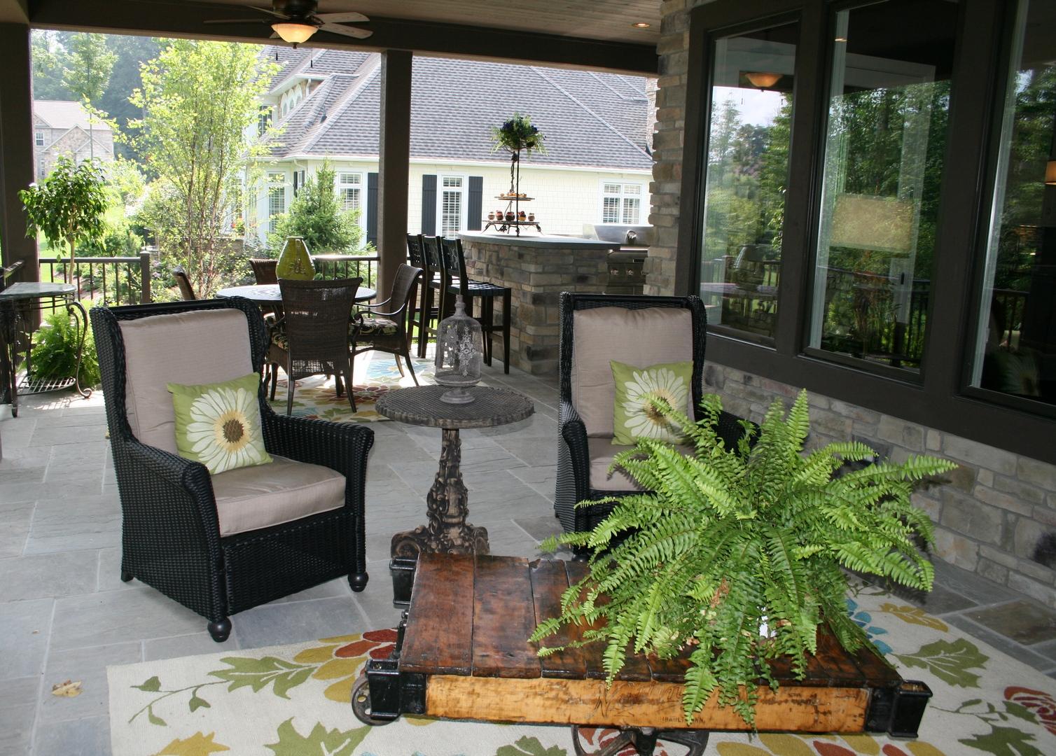 deer creek model home for sale firestone trace bath oh. Black Bedroom Furniture Sets. Home Design Ideas
