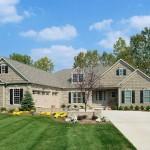 custom home copley, ohio