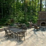 custom home outdoor living solon, ohio