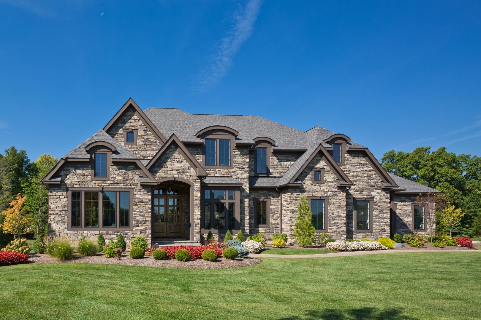 Custom Built Homes In Cleveland Ohio One Of Custom Built