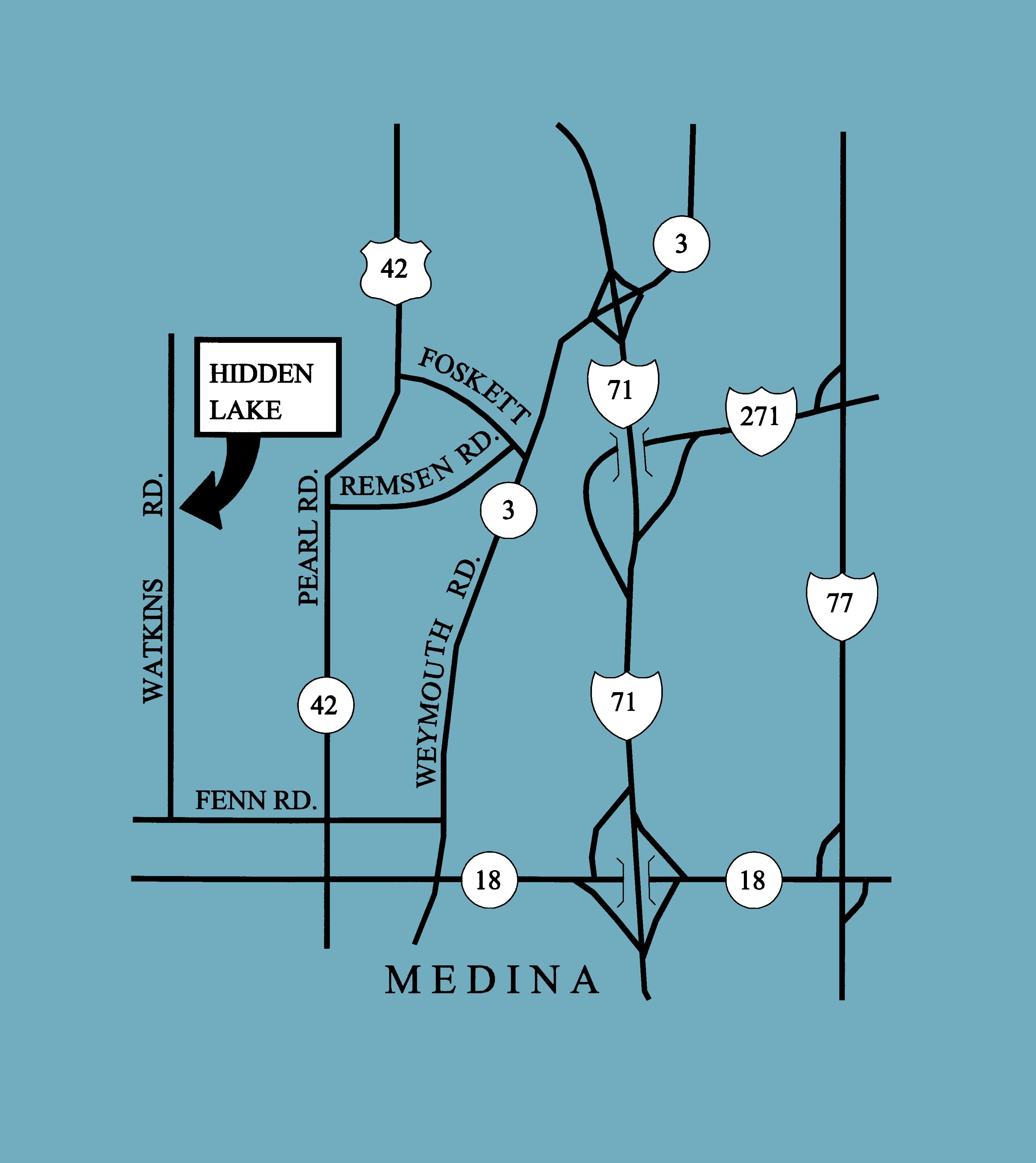 HL Area Map Bluegreen
