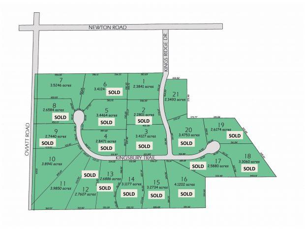 lots land Richfield, OH