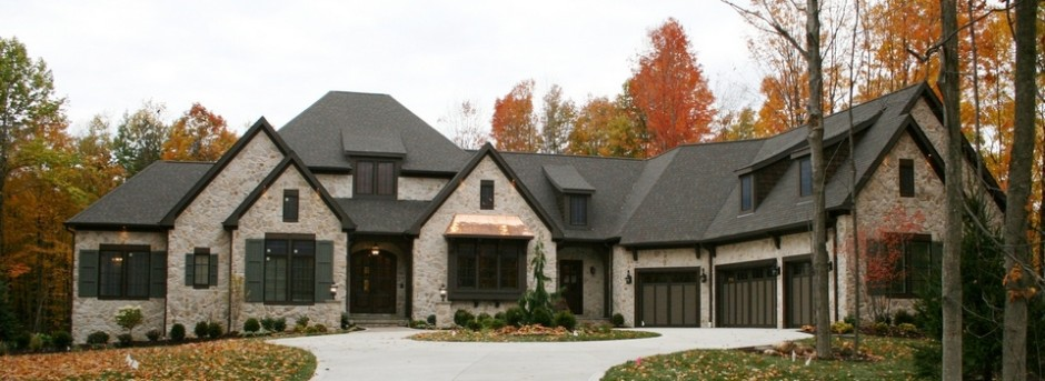 Custom ranch with features never before prestige homes for European home builders