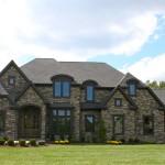 New Hudson Model home