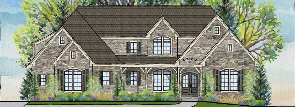 New Spec Home In Solon Prestige Homes Luxury Home Builders