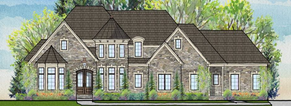 New Spec Home In Barrington Prestige Homes Luxury Home
