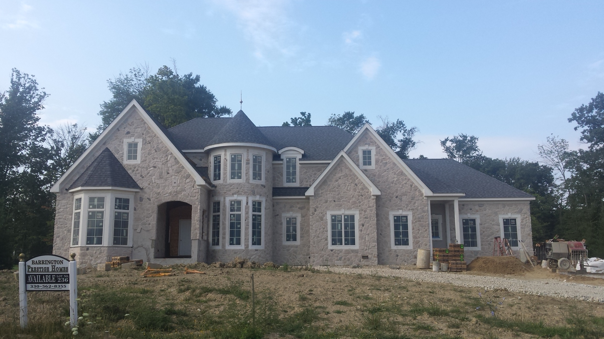 New Spec Home In Barrington Prestige Homes Luxury Home