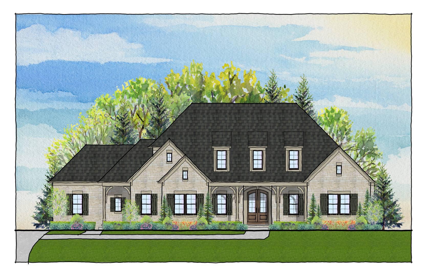 New Spec Home In Hudson Under Construction Prestige