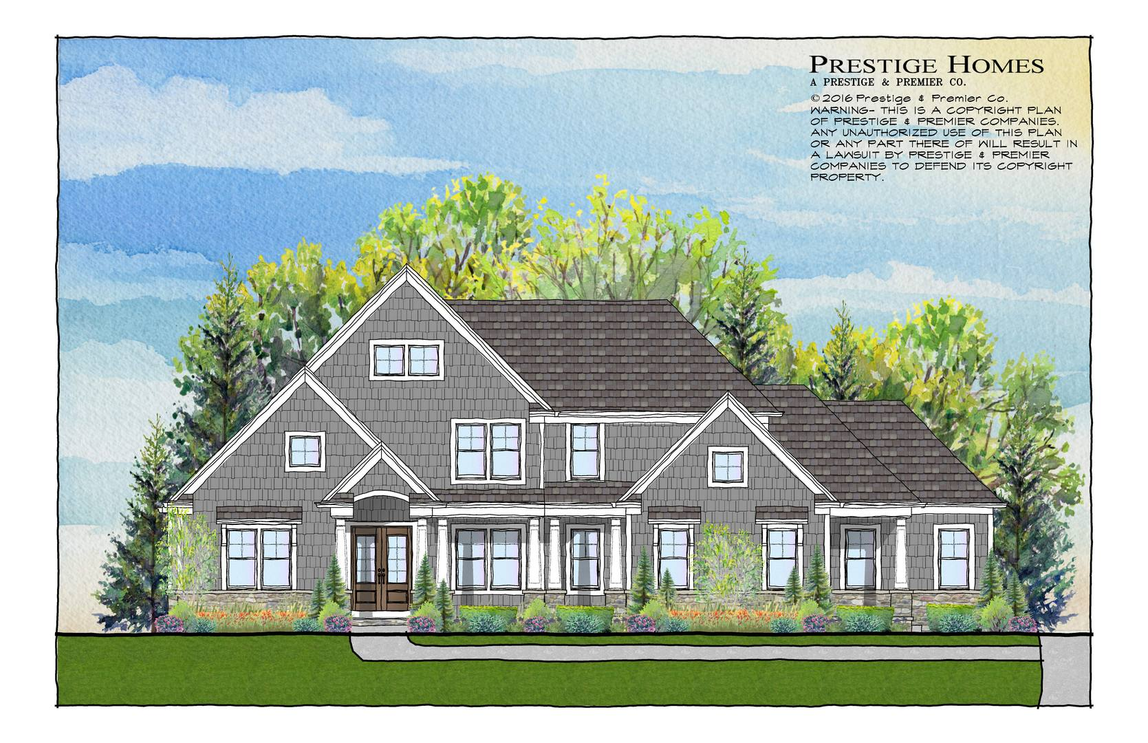New Spec Home In Hudson Soon To Start Prestige Homes