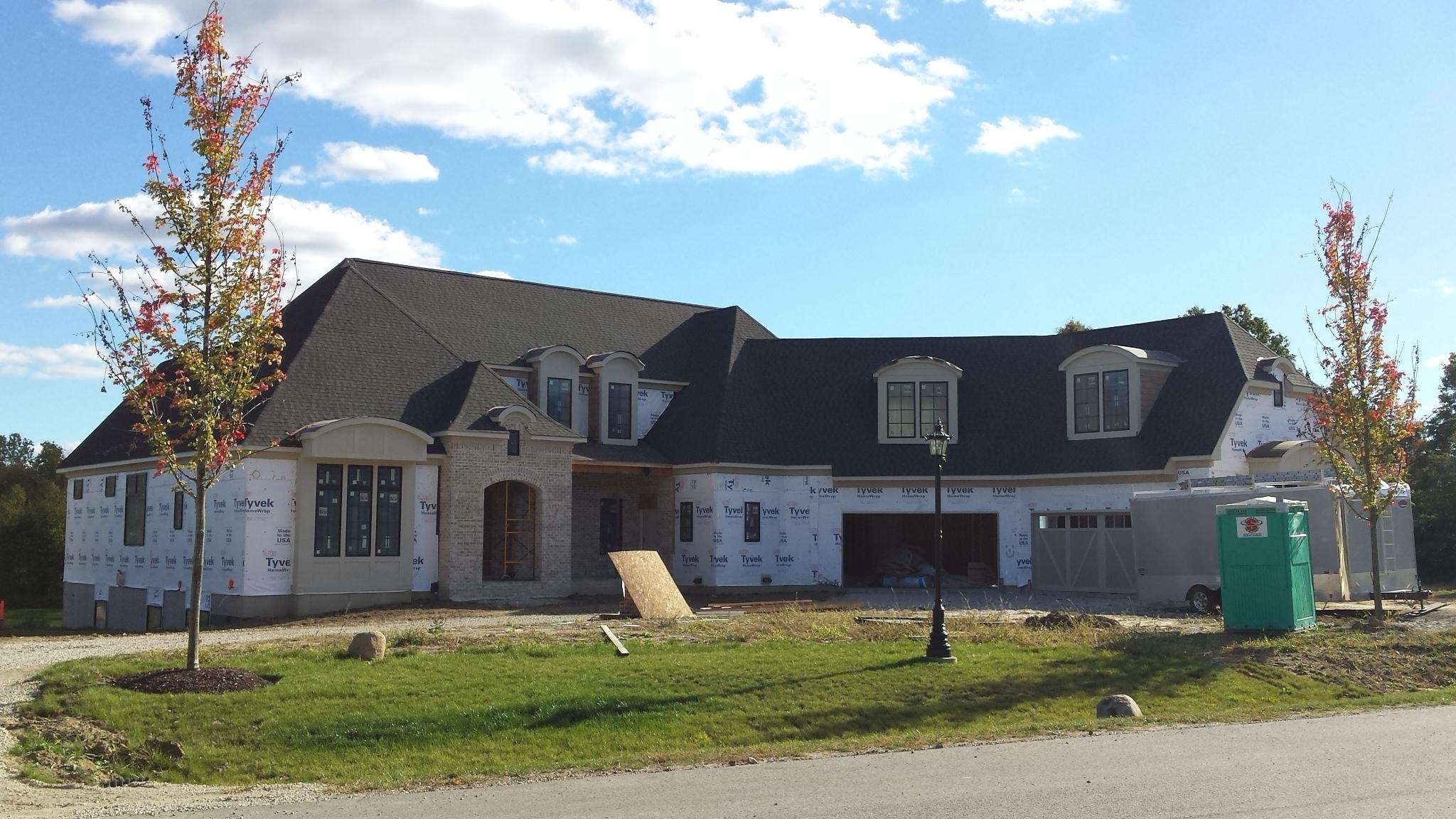 New Parkside Model Home Prestige Homes Luxury Home Builders