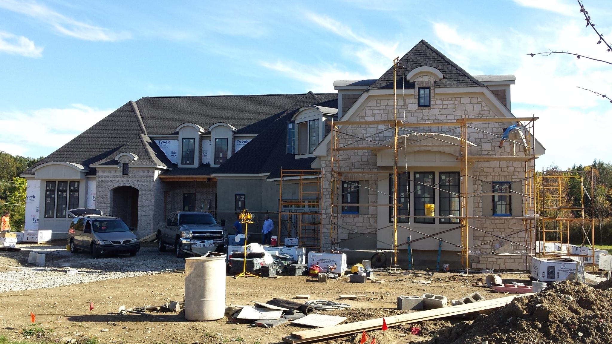New parkside model home prestige homes luxury home builders for Prestige home builders