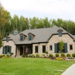 new home Canterbuy, Hudson, Ohio