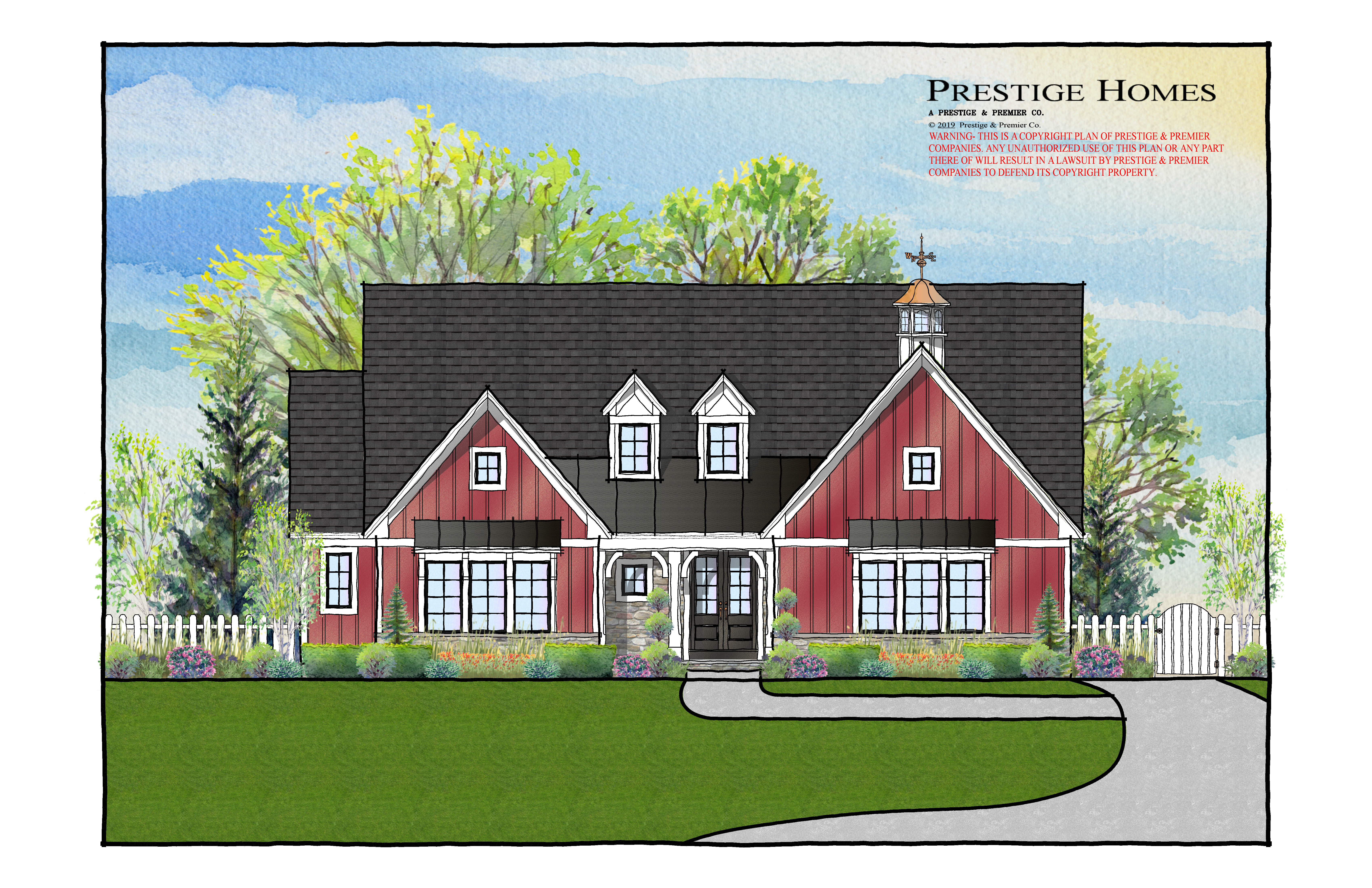 modern farmhouse, new home, luxury home Ohio
