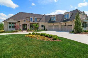 model home Hudson, OH